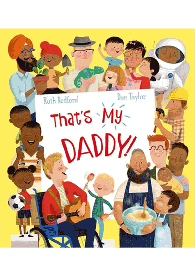 That's My Daddy Cover