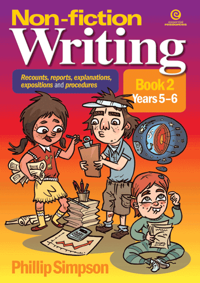 Non-fiction Writing in Yrs 5-6 Cover