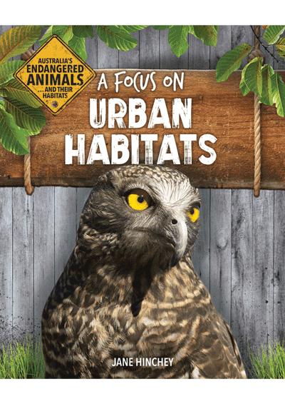 A Focus on Urban Habitats Cover