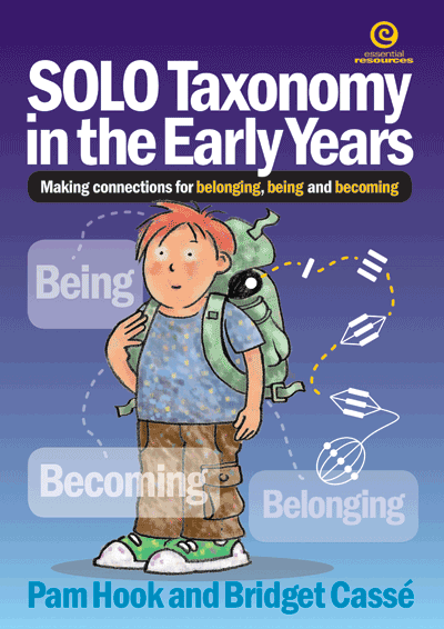 SOLO Taxonomy in the Early Years Cover
