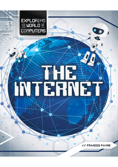 Exploring Computers - The Internet Cover