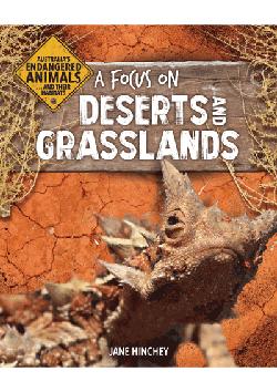 A Focus on Deserts & Grasslands