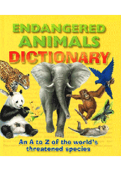 Endangered Animals Dictionary