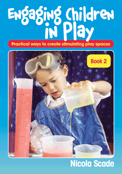 Engaging Children Play - Book 2 Cover