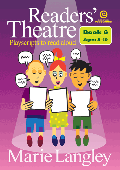 Readers' Theatre Bk 6 Cover