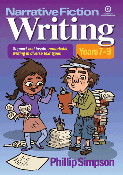 Narrative Fiction Writing Cover