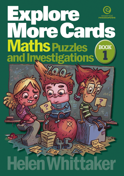 Explore More Cards Bk 1 Cover