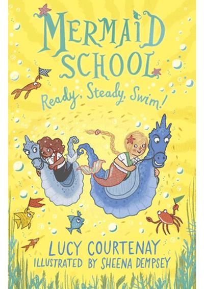 Mermaid School - Ready Steady Swim Cover