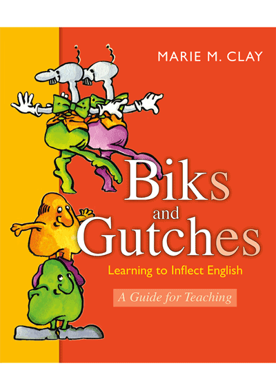 Biks and Gutches: Learning to Inflect English Cover