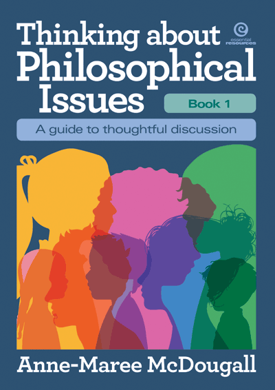 Thinking about Philosophical Issues – Bk 1 Cover