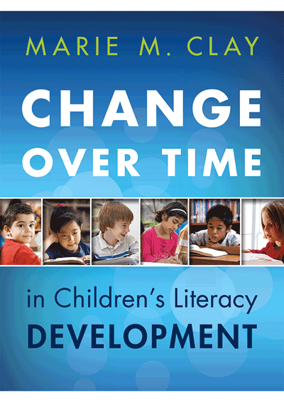 Change Over Time in Children's Literacy Development Cover
