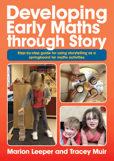 Developing Early Maths through Story Cover