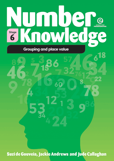 Number Knowledge: Grouping and Place Value (Stage 6) Cover