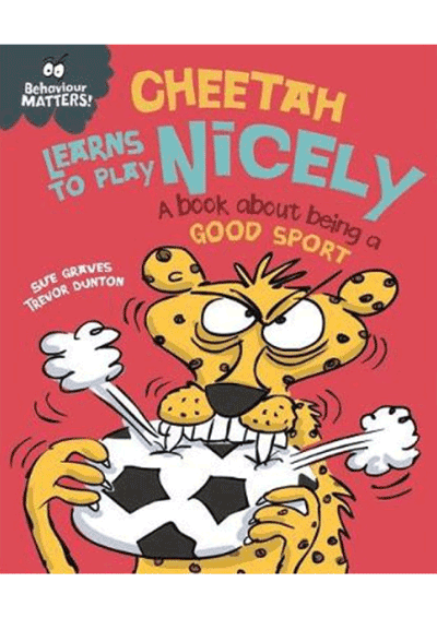 Behaviour Matters! Tiger has a Tantrum Cover