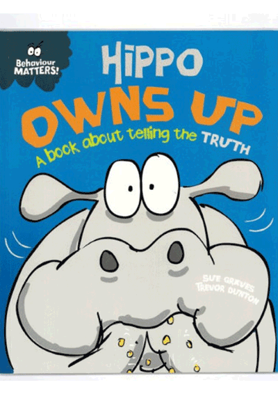 Behaviour Matters! Hippo owns up Cover