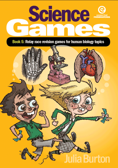 Science Games Bk 5 Human Biology Cover