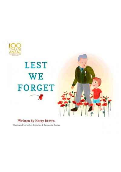 Lest we forget Cover