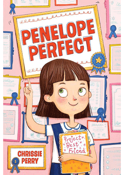 Penelope Perfect Cover