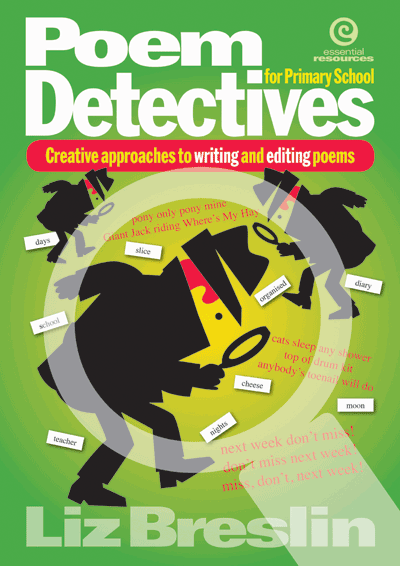 Poem Detectives for Primary School Cover