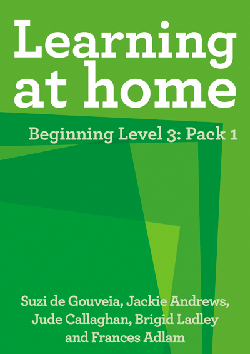 Learning at Home - Beginning Level 3: Pack 1
