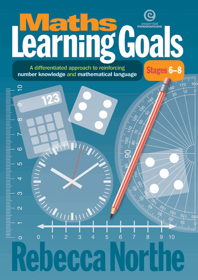 Maths Learning Goals Stages 6–8 Cover