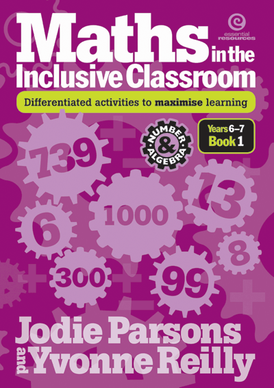 Maths in the Inclusive Classroom  Bk 1 Cover