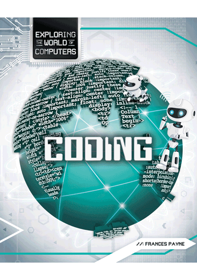 Exploring Computers - Coding Cover
