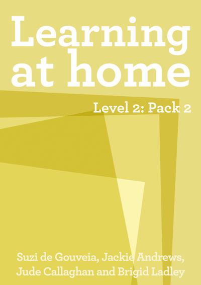 Learning at Home – Level 2: Pack 2 Cover