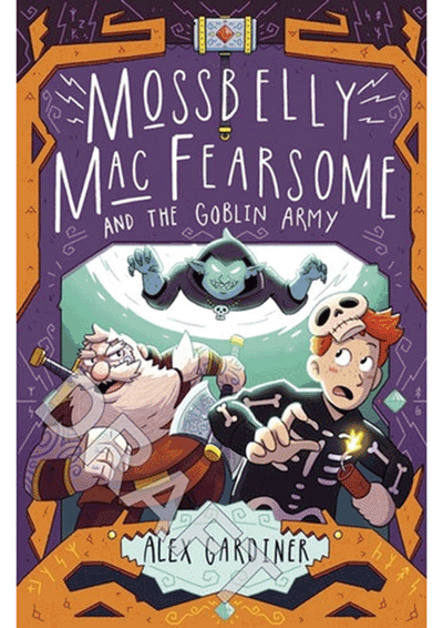 Mossbelly MacFearsome Cover