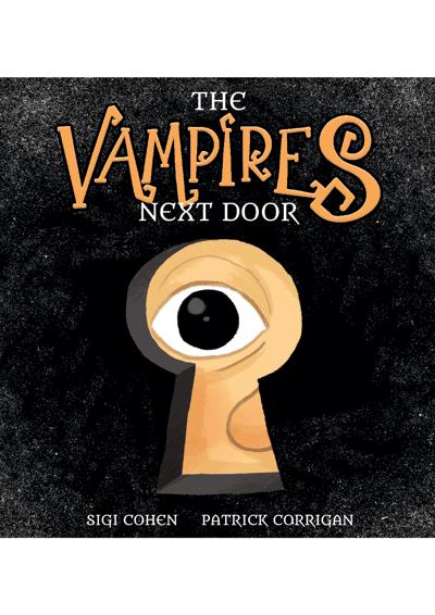 The Vampires Next Door Cover