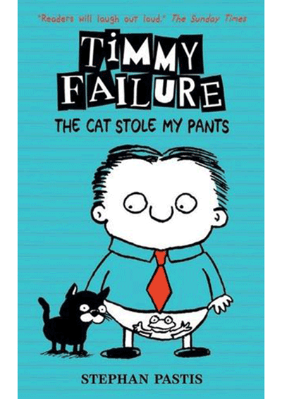 Timmy Failure Cover