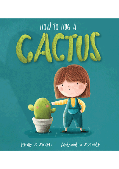 How to Hug a Cactus Cover