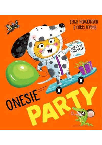 Onesie Party Cover