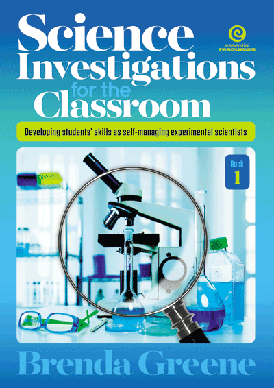 Science Investigations for the Classroom - Bk 1 Cover