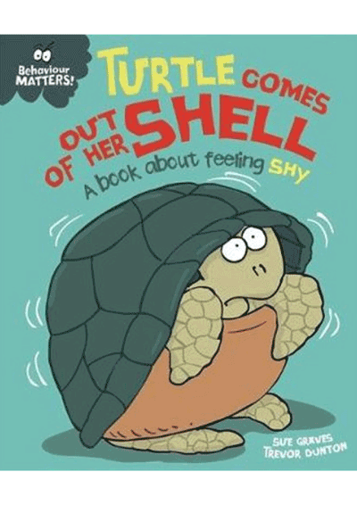 Behaviour Matters! Turtle comes out of her shell Cover