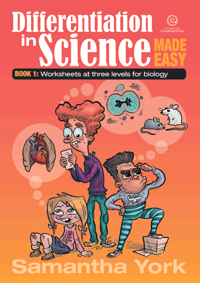 Differentiation in Science Made Easy Biology Cover
