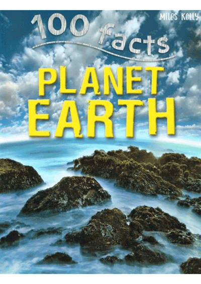 100 Facts - Planet Earth Cover