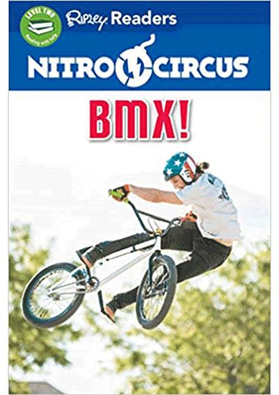 Nitro Circus, BMX Cover