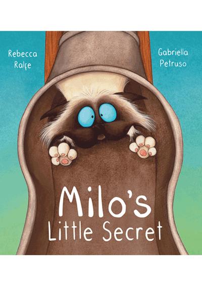 Milo's Little Secret Cover
