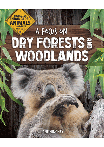 A Focus on Dry Forests & Woodlands Cover