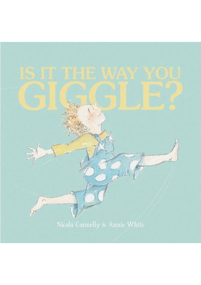 Is it the Way you Giggle? Cover