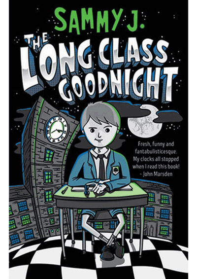 Sammy J The Long Class Goodnight Cover