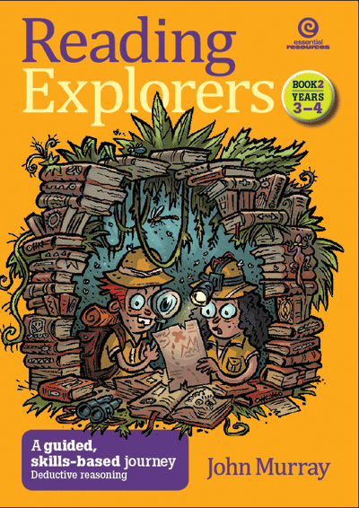 Reading Explorers Bk 2 Yrs 3-4: Deductive reasoning Cover