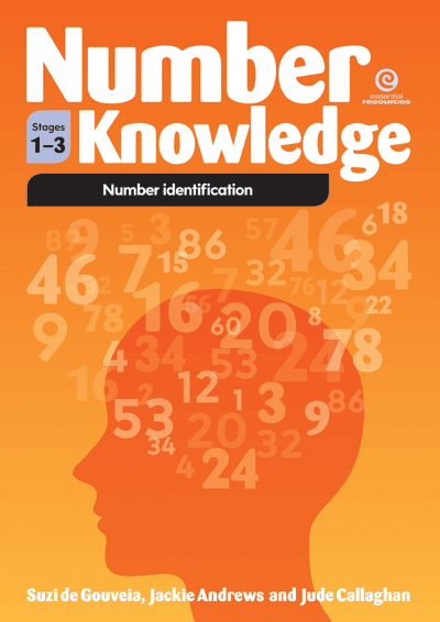 Number Knowledge: Number identification (Stages 1-3) Cover