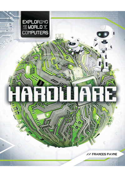 Exploring Computers - Hardware Cover