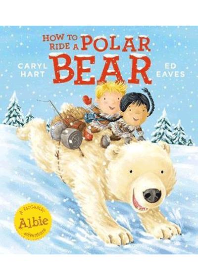 How to Ride a Polar Bear Cover
