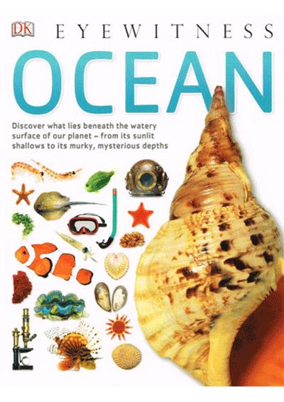 DK Eyewitness - Ocean Cover