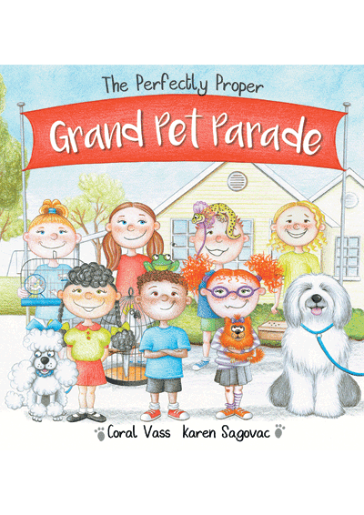 The perfectly proper Grand Pet Parade Cover