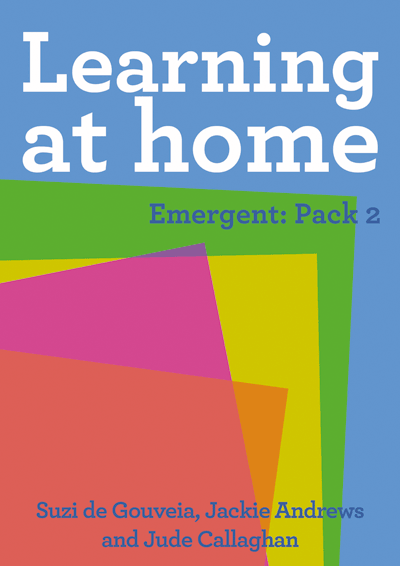Learning at Home – Emergent: Pack 2 Cover