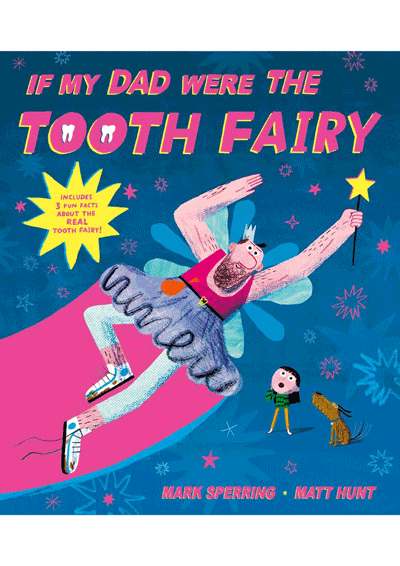 If My Dad were the Tooth Fairy Cover